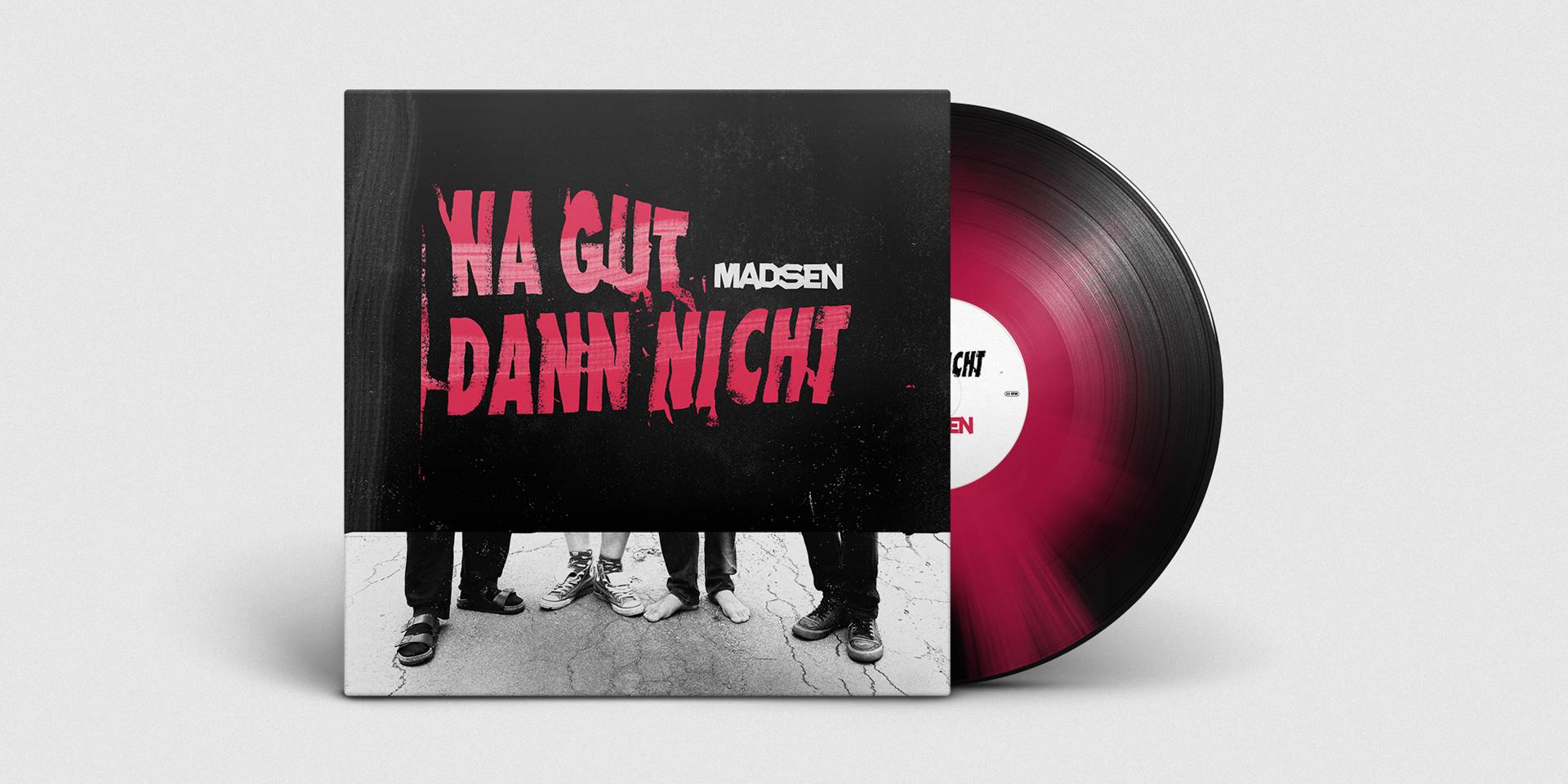 Madsen - Nagut Dann Nicht